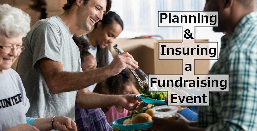 planning & insuring a fundraising event
