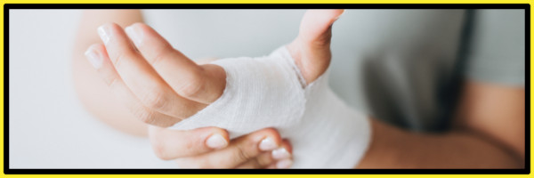 Injury to a service user