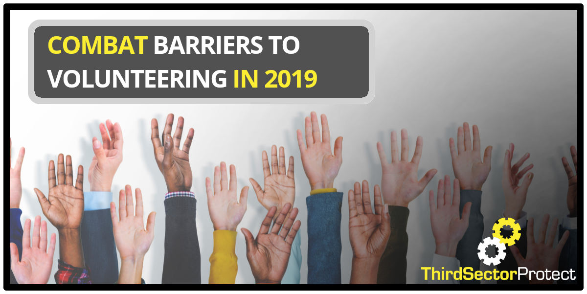 The Barriers to Volunteering 2019