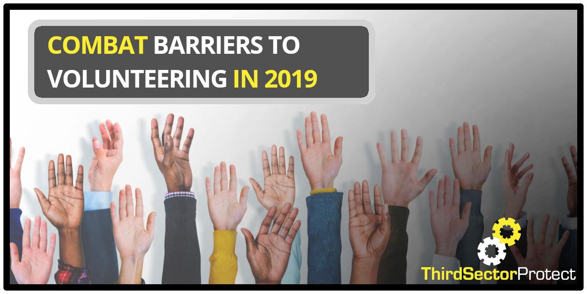 The Barriers to Volunteering 2019