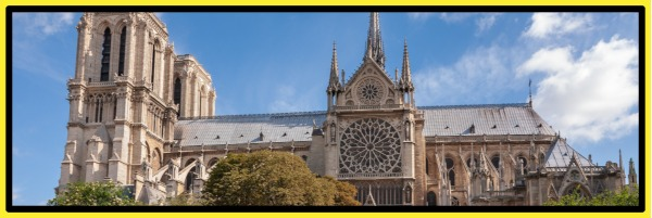 Is Notre-Dame insured?