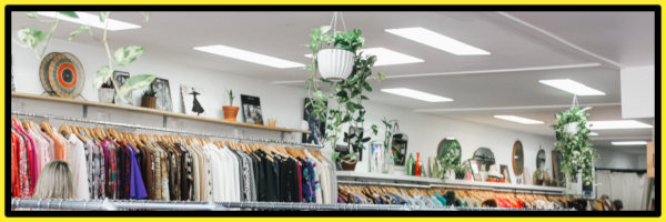 Selling used goods in a charity shop is a vital element of many charities fundraising.