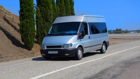 Charity Vehicle